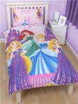 Disney Otroška posteljnina Princess Sparkle