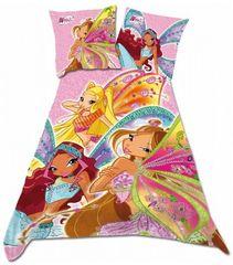Otroška posteljnina Winx Believix