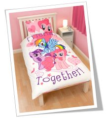 Otroška posteljnina My Little Pony Magic