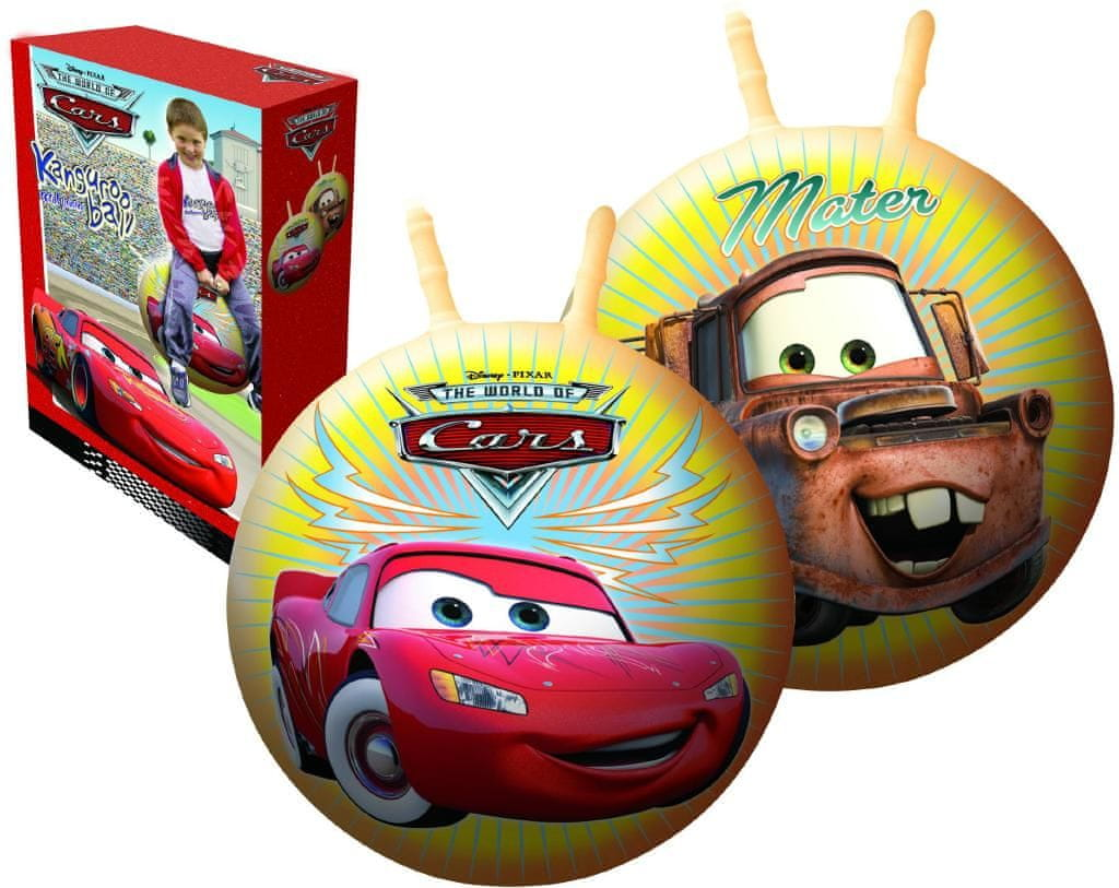 Alltoys Skákací míč Disney Cars, 50cm