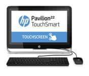 HP Pavilion Touch Smart 22-h100 (H8K32EA)