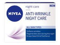 Nivea Hydratačný nočný krém proti vráskam 50 ml
