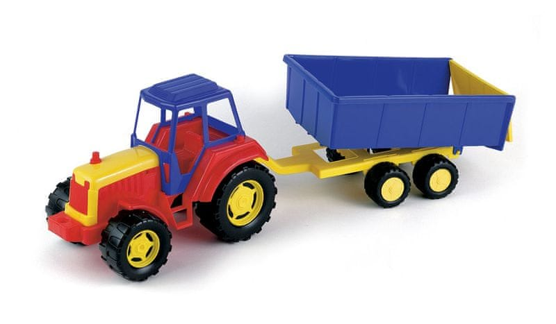 Frabar Traktor s vozíkem