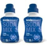 Sodastream Cola Zero 2 x 500 ml