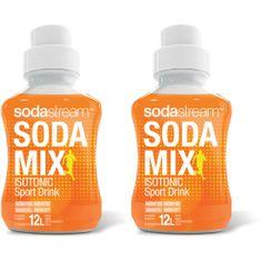 Sodastream Isotonic Grep pomeranč 2 x 500 ml