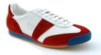 Botas Classic White/Red 38,0