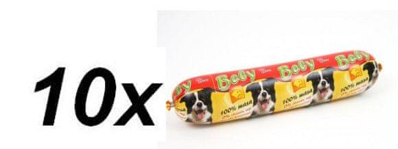 Akinu Bely salám pro psy 10 x 1 kg - II. jakost