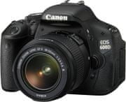 Canon EOS 600D + 18-55mm EF-S DC III