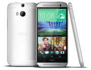 HTC One (M8) 16 GB, stříbrný