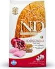 N&D Grain Free Adult Csirke & Gránátalma 200 g