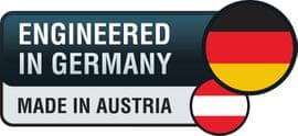 engineered in germany