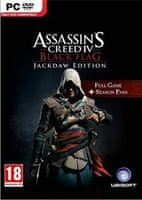 UBI SOFT Assassin's Creed IV Black Flag Jackdaw Edition / Pc