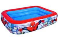 Bestway Basen Spiderman, prostokątny