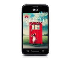 LG L40, D160, 4 GB, černá