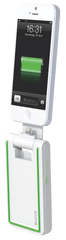 Leitz 3v1 pro iPhone 5/5S/5C/iPod Touch/iPod Nano, bílá