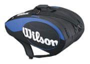 Wilson Match 12 bag black/blue