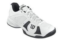 Wilson Rush Open White/White/Black 9,0 (43,3)