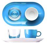 Rosenthal Thomas Sunny day Espresso set, světle modrá