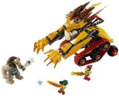 Lego Chima Lavalov ognjeni lev 70144