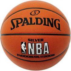 Spalding žoga za košarko NBA Silver