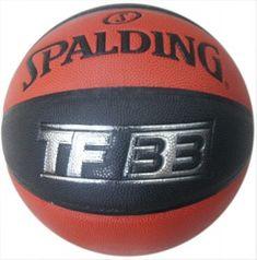 Spalding žoga za košarko TF 33 silver I/O