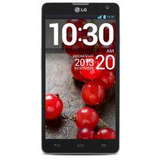 LG Optimus L9 II, D605, černá