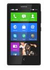 Nokia X Dual Sim, czarna + gratis karta blueconnect