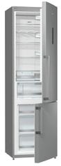 Gorenje kombinirani hladilnik NRK6202TX