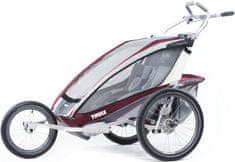 Thule Chariot CX 2 Disc + Bike