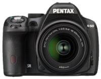 Pentax K-50 Black + DAL 18-55WR