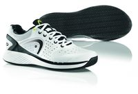 Head Sprint Pro Clay Men white/black 48,5