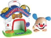 Fisher Price Pejskův hrací domeček CZ/ANG