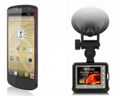 PRESTIGIO MultiPhone PAP7500 + kamera do auta