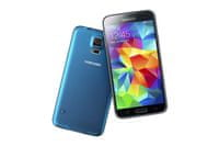 SAMSUNG Galaxy S5 (SM-G900), Blue + ESET Mobile Security ZADARMO