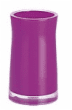 Spirella kozarec za ščetke Sydney - acryl, roza