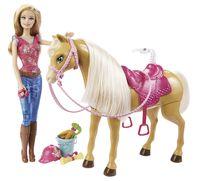 Barbie Panenka a Tawny