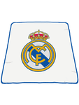 Odeja FC Real Madrid CREST WHITE (RMA040)