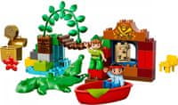 LEGO DUPLO Pirát Jake 10526 Peter Pan prichádza