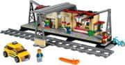 Lego City Železniška postaja 60050