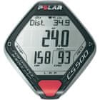 Polar CS500+ Cad Black Silver