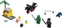 LEGO Ninja 79118 Únik motorky Karai