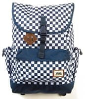 Vans M Coyote Hills Backpack Navy Checkerboard Os