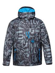 Quiksilver Mission Printed Insulated Jacket