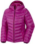 Columbia Platinum 860 TurboDown Hooded Down Jacket W