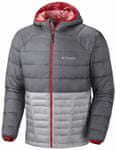 Columbia Diamond 890 TurboDown Hooded Down Jacket