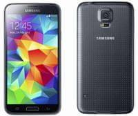 SAMSUNG Galaxy S5 (SM-G900), čierna- O2
