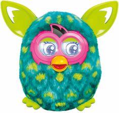 Furby BOOM SUNNY Peacock