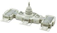 CubicFun Puzzle 3D Capitol Hill - 132 dielikov