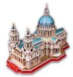 CubicFun Puzzle 3D Katedrála Sv.Pavla - 117 dílků