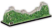 CubicFun Puzzle 3D Čínsky múr - 75 dielikov